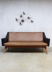 vintage midcentury sofa sixties mad men