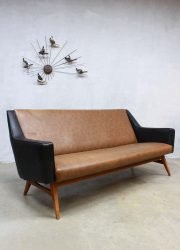 mad men retro vintage sofa sixties lounge bank