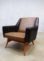 vintage stoel fauteuil jaren 60 lounge chair retro