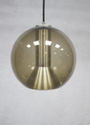Vintage hanglamp Raak Frank Ligtelijn