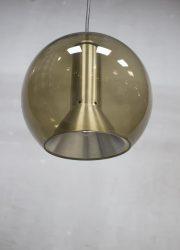 vintage retro bollamp bulblamp pendant Raak Globe