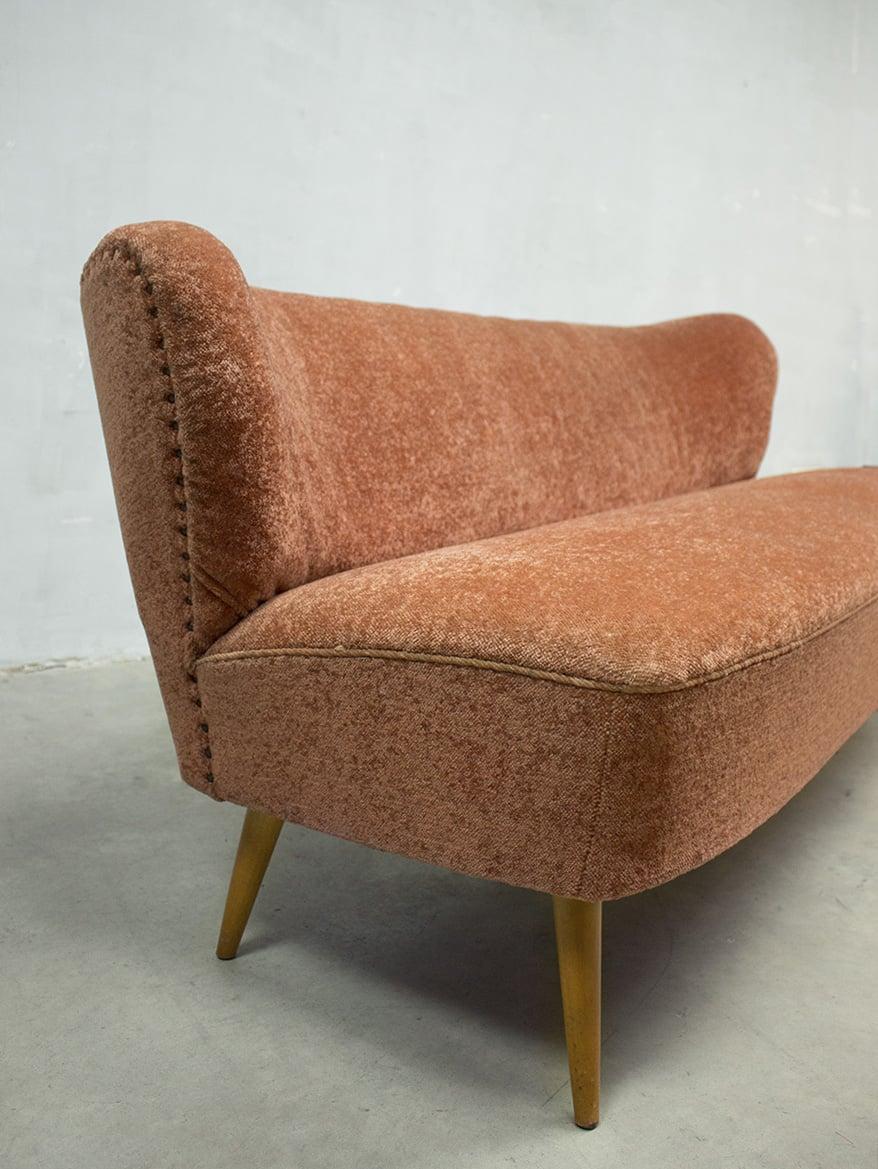 Verbazingwekkend Jaren 50 vintage design cocktail bank lounge bank sofa fifties SK-76