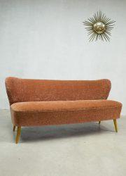 retro vintage bank sofa jaren 50 fifties