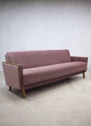 midcentury vintage design sofa fifties