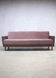 vintage design lounge bank jaren 50