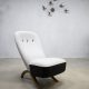 Vintage Artifort Congo chair Theo Ruth Dutch design fauteuil