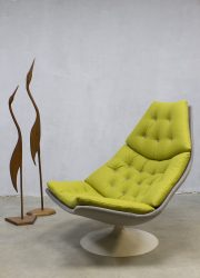 F588 vintage draaifauteuil Artifort Geoffrey Harcourt chair