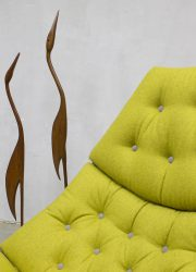 vintage swivel chair Artifort F588 Dutch design draaifauteuil stoel