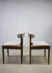 vintage design Deense eetkamerstoel stoelen