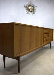vintage dressoir kast Deense stijl cabinet Danish style