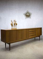 Vintage dressoir wandkast Deens design