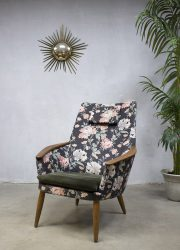 vintage Bovenkamp chair armchai Madsen and Schubell