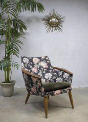 vintage design lounge chair armchair stoel fauteuil Bovenkamp