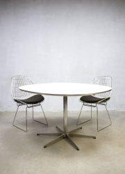 Vintage mid century Fritz Hansen table tafel vergadertafel