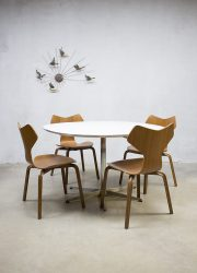 Danish mid century design table Fritz Hansen