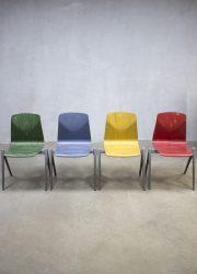 vintage industrial design chairs Pagholz Galvanitas