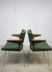 dutch design minimalism Gispen André Cordemeyer chair stoel