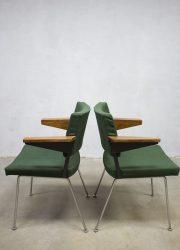 dutch design minimalism Gispen André Cordemeyer chair stoel