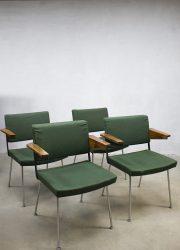 Gispen A. Cordemeyer stoelen chairs vintage design