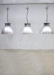 Partij AEG lampen industrieel hanglamp vintage