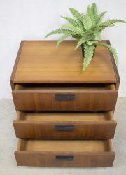 vintage design chests of drawers Cees Braakman Pastoe nightstand