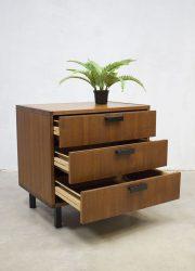 vintage chest of drawers cabinet Cees Braakman Pastoe sixties design