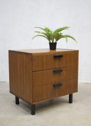 vintage ladekast Cees Braakman Pastoe Dutch design jaren 60