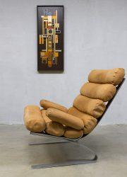 Sinus lounge fauteuil armchair Reinhold Adolf & Hans-Jürgen Schräpfer