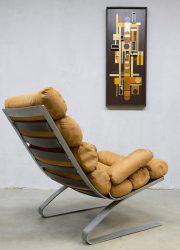 vintage design lounge chair stoel fauteuil Sinus Cor