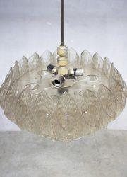 midcentury modern chandelier lamp Kalmar stijl