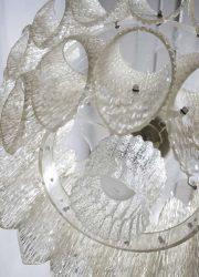 Kalmar style Sputnik style vintage design chandelier pendant lamp