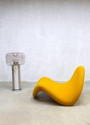 Pierre Paulin chair Tongue Artifort fauteuil stoel Tong