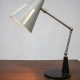 Midcentury Dutch design desk lamp bureaulamp zonneserie H. Busquet Hala Zeist