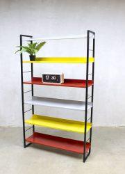Tomado A.D. Dekker bookcase wall unit boekenkast wandrek