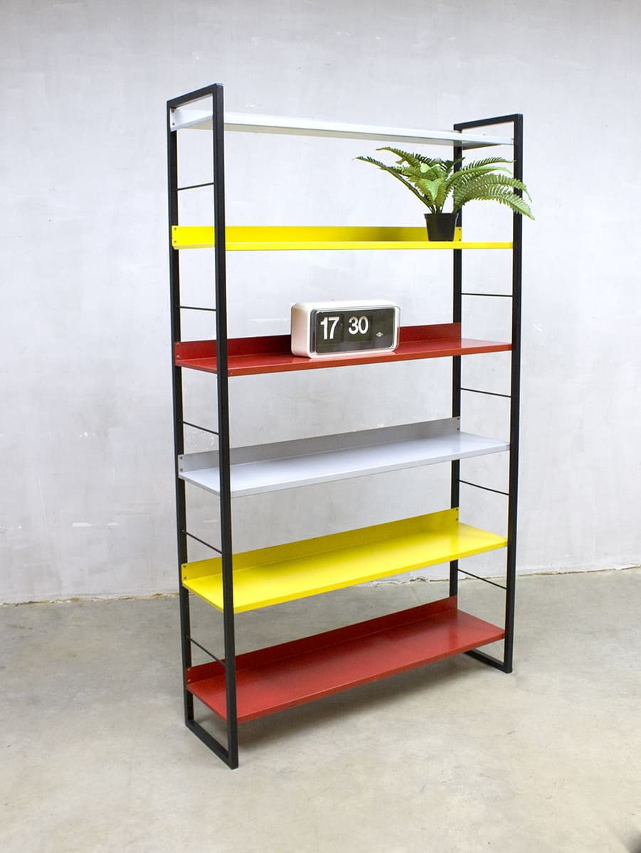 tomado kast boekenkast industrieel dutch design