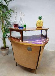Vintage Barget Limited Cruiser Bar The Ultimate Boat Bar