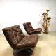 Vintage swivel chair draaifauteuil Artifort F978 Geoffrey Harcourt