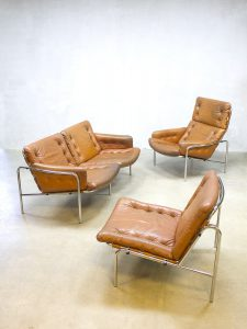 Osaka loungeset chairs Martin Visser Expo 1970 Japan 't Spectrum