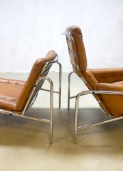 Expo Japan vintage Martin Visser lounge chairs dutch design