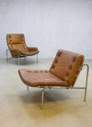 Nagoya chair vintage dutch design Martin Visser set