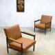 Vintage Dutch design Tijsseling chair fauteuil Gijs van der Sluis