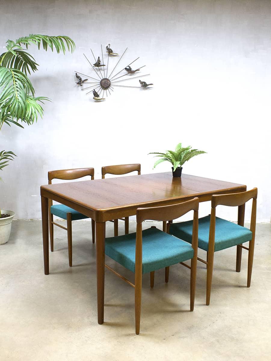 Design Eetkamer Tafel.Danish Vintage Design Dining Table Dinner Table Eetkamer Tafel Bramin