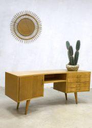 midcentury modern cabinet dressoir fifties sixties design