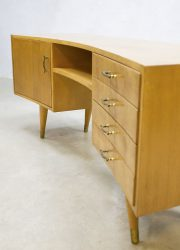 vintage tv kast dressoir cabinet midcentury modern minimalism lowboard