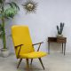 Vintage Akerblom design lounge chair Zweedse fauteuil