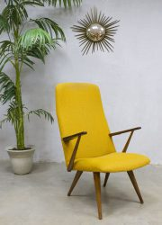 midcentury design Akerblom easy chair fauteuil