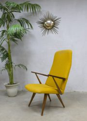vintage design chair fauteuil Akerblom Sweden scandinavian design