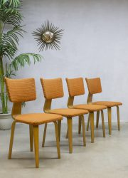 Vintage Cor Alons dinner chairs design eetkamerstoelen
