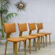 Vintage Cor Alons dinner chairs design eetkamerstoelen
