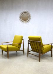 Vintage Danish armchairs lounge chairs Scandinavian chairs interior